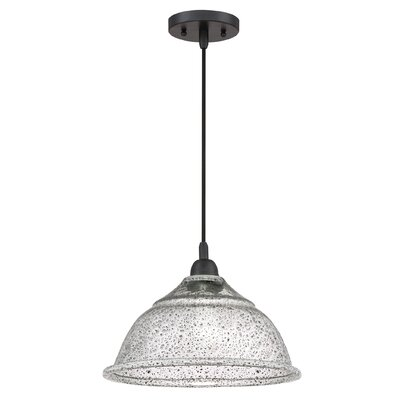 Brookes 1-Light Inverted Pendant