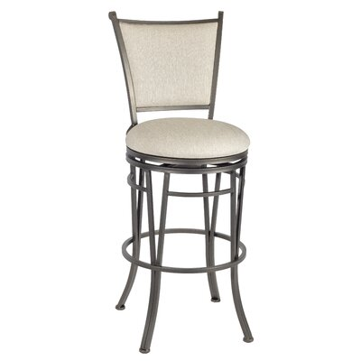 Benefit Swivel Bar Stool