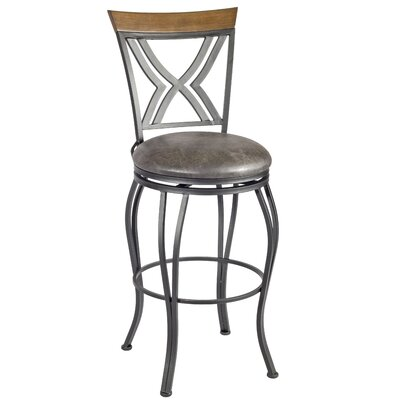 Beryl Swivel Bar Stool