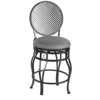 Bessie Swivel Bar Stool