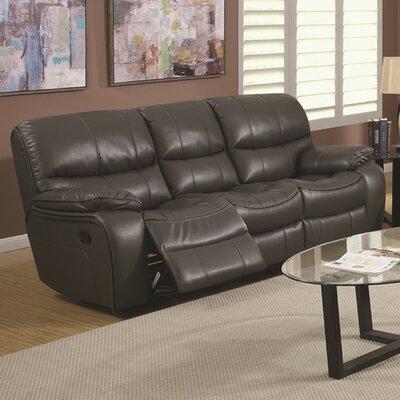 Bradley Leather Sofa