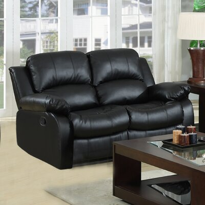 Red Barrel Studio RDBS9352 Bulfinch Reclining Loveseat