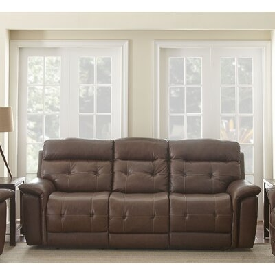 Abell Leather Sofa