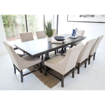 Dezirae 9 Piece Dining Set