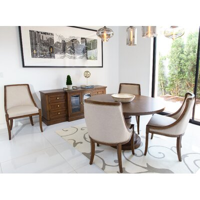 Dionte 6 Piece Dining Set