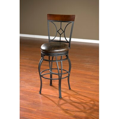 Dombroski 26 Swivel Bar Stool