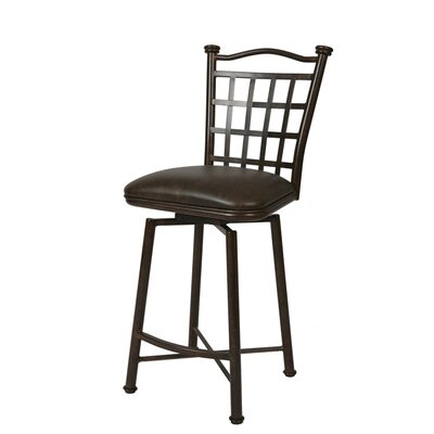 LaCrosse 27.25 Swivel Bar Stool