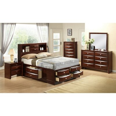 Plumcreek Platform Configurable Bedroom Set