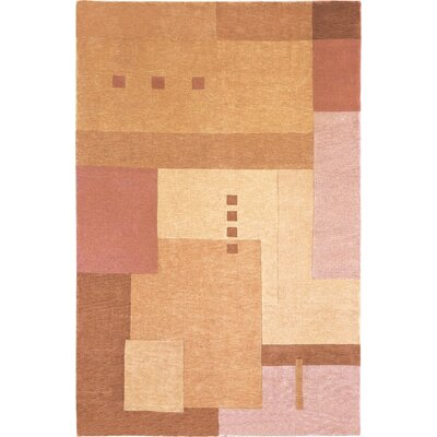 Bean Sheep Taupe Tibetan Area Rug Rug Size: 8 x 10