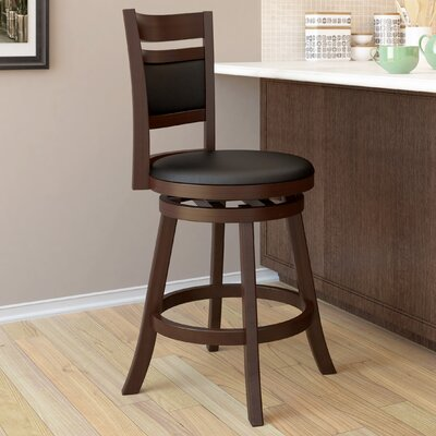 Porter 29 Swivel Bar Stool Height: 24