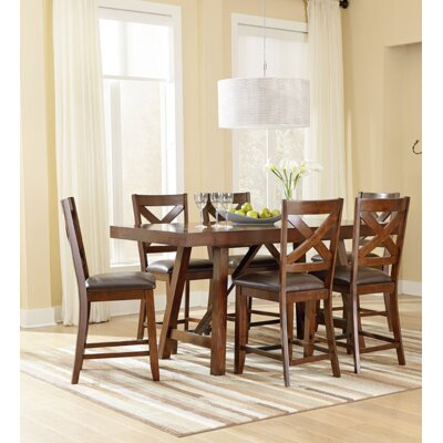 North York Counter Height Extendable Dining Table