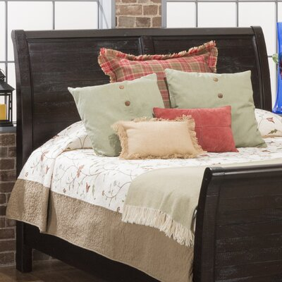 Theresa Sleigh Headboard Size: Queen