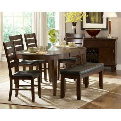 Bannister 6 Piece Dining Set