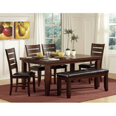 Belknap 6 Piece Counter Height Dining Set