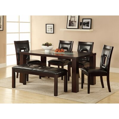 Bishop  6 Piece Dining Set