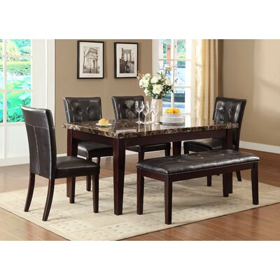 Bishop 6 Piece Dining Table Set