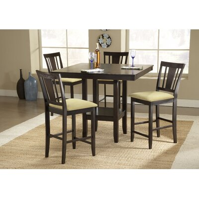 Belmore 5 Piece Counter Height Dining Set