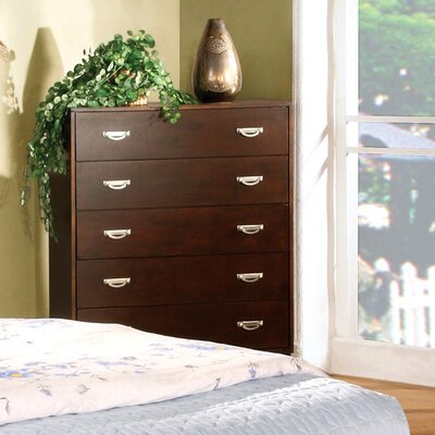 Bentonville 5 Drawer Chest