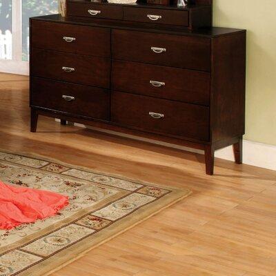 Bentonville 6 Drawer Dresser