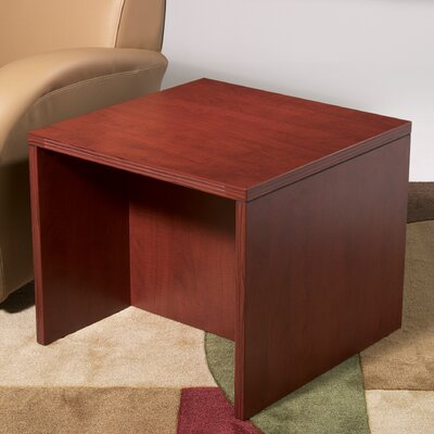 Blairview End Table Color: Mahogany