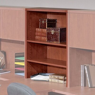 Blairview 36 H x 36 W Desk Hutch Finish: Cherry