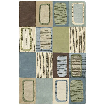 Blakeslee Portals Glacier Rug Rug Size: Rectangle 96 x 13