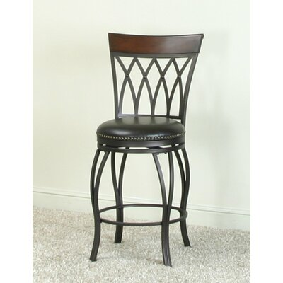 Orleans 24 Swivel Bar Stool