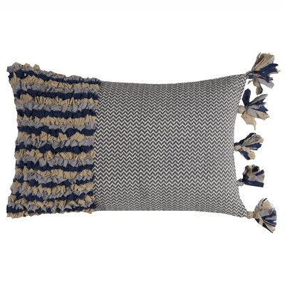 Bloomington Cotton Lumbar Pillow