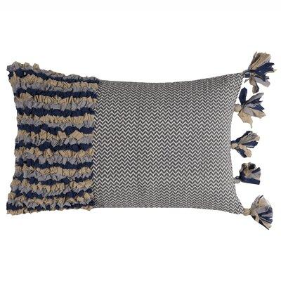 Bloomington Cotton Lumbar Pillow