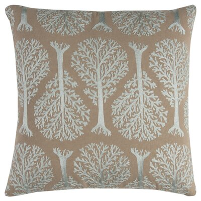 Bluffton Canyon Cotton Throw Pillow