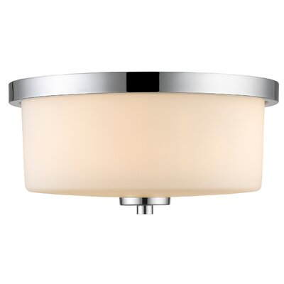 Bertrand 3-Light Flush Mount