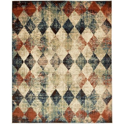 Brew Kettle Beige Area Rug Rug Size: 8 x 10
