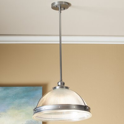 Borde 1-Light Inverted Pendant