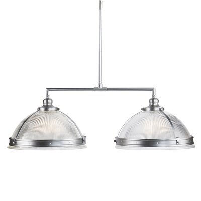 Borde 2-Light Inverted Pendant