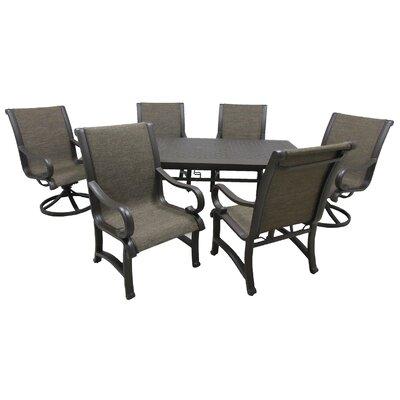 Bartlet 7 Piece Dining Set