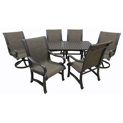 Information about Metal Dining Set Product Photo