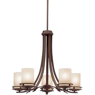 Bourneville 5-Light Chandelier