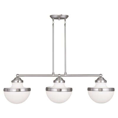 Myers 3-Light Island Fixture