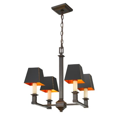 Shelby 4-Light Candle-Style Chandelier
