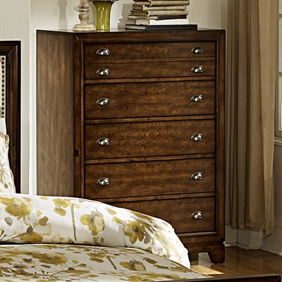 Poseyville 5 Drawer Chest