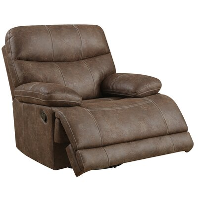 Adkisson Swivel Glider Recliner