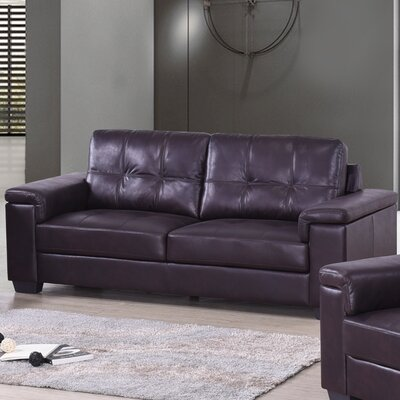 Albers Leather Sofa