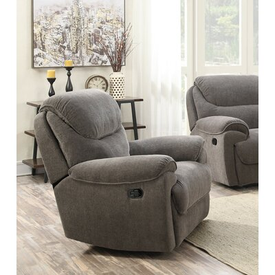 Burke Swivel Glider Recliner