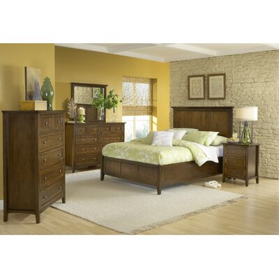 Allenville Panel Configurable Bedroom Set
