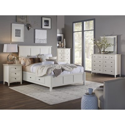 Allenville Storage Panel Configurable Bedroom Set