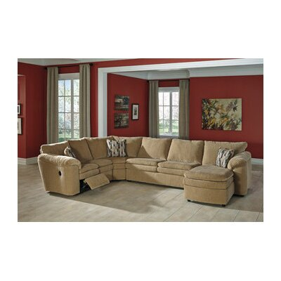 Allensby Reclining Sectional
