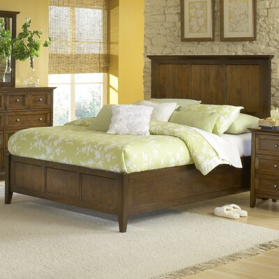 Allenville Panel Bed Size: California King
