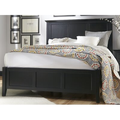 Allenville Storage Platform Bed Size: King, Finish: Black