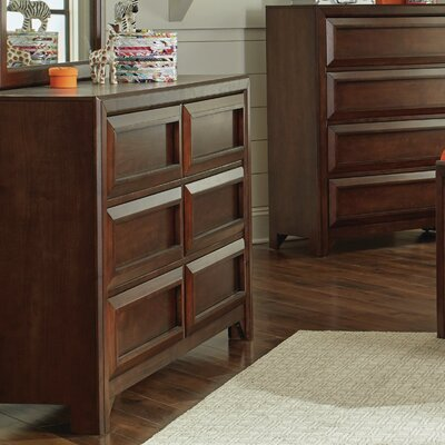 Alsey 6 Drawer Chest