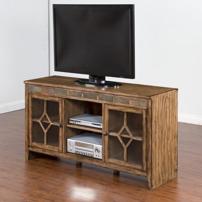 Waddell 60-72 TV Stand Width of TV Stand: 32 H x 60 W x 18 D